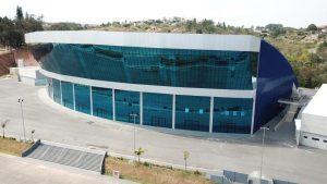 Grupo Pizzinatto fornece Telhas para Centro de Convenções