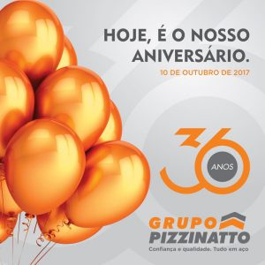 36 anos do Grupo Pizzinatto
