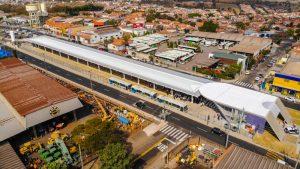 Grupo Pizzinatto fornece Telhas para novo Terminal da Pauliceia (Piracicaba)