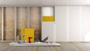 Como garantir isolamento acústico do drywall em projetos residenciais?
