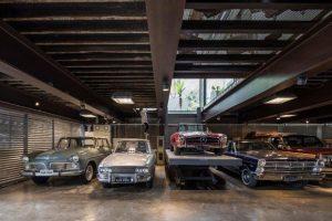 10 projetos com garagens incríveis