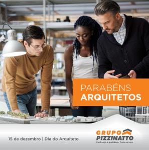 15 de dezembro: Dia do Arquiteto